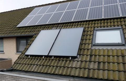 Instalacja fotowoltaiczna w domu zeroenergetycznym